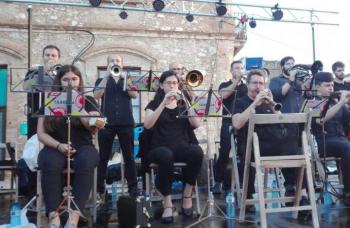 Audició de Sardanes amb la Cobla Tàrrega diumenge 19 de setembre de 2021