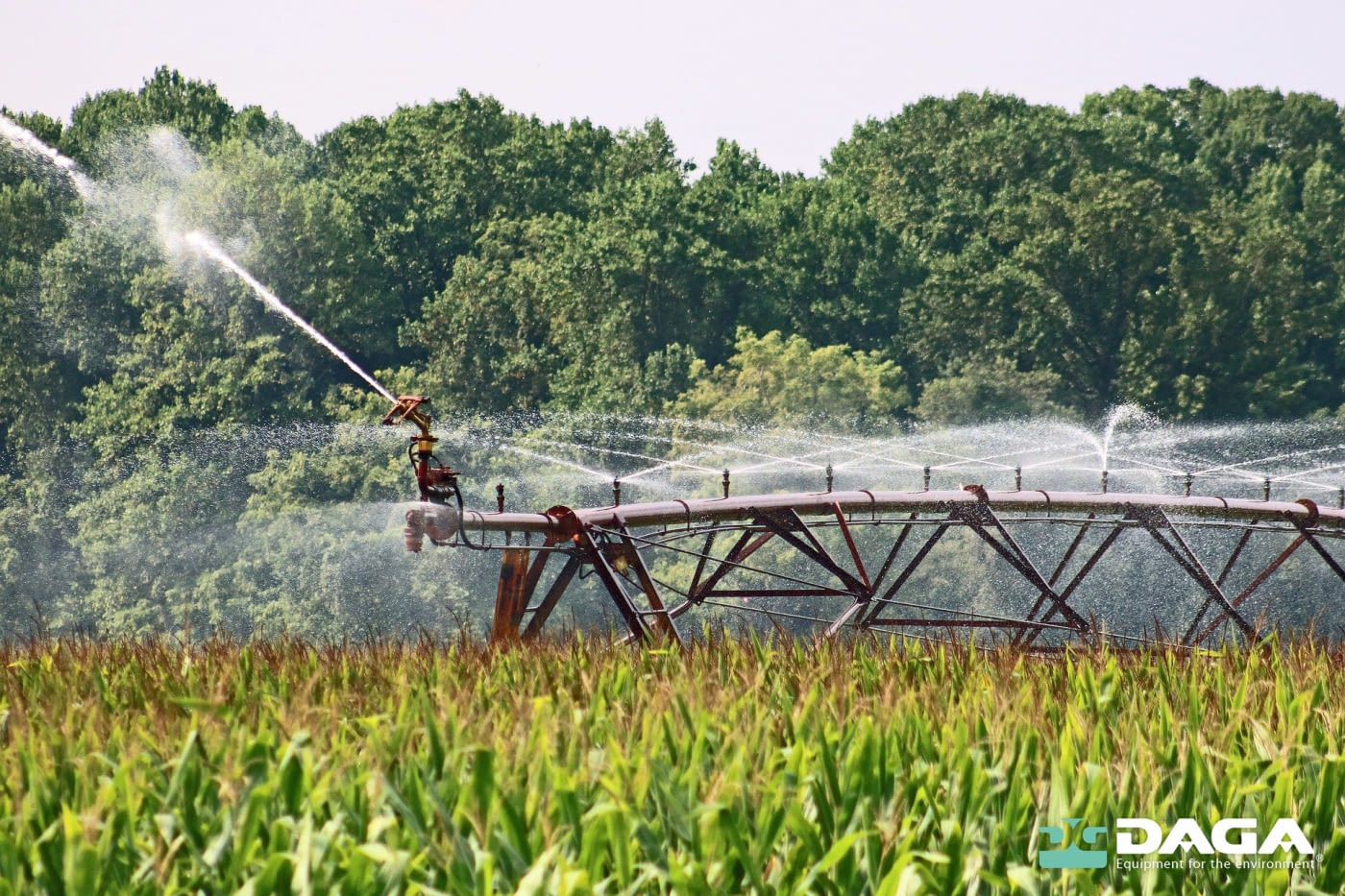 Smart irrigation and remote sensing, trends in the agricultural sector for 2021