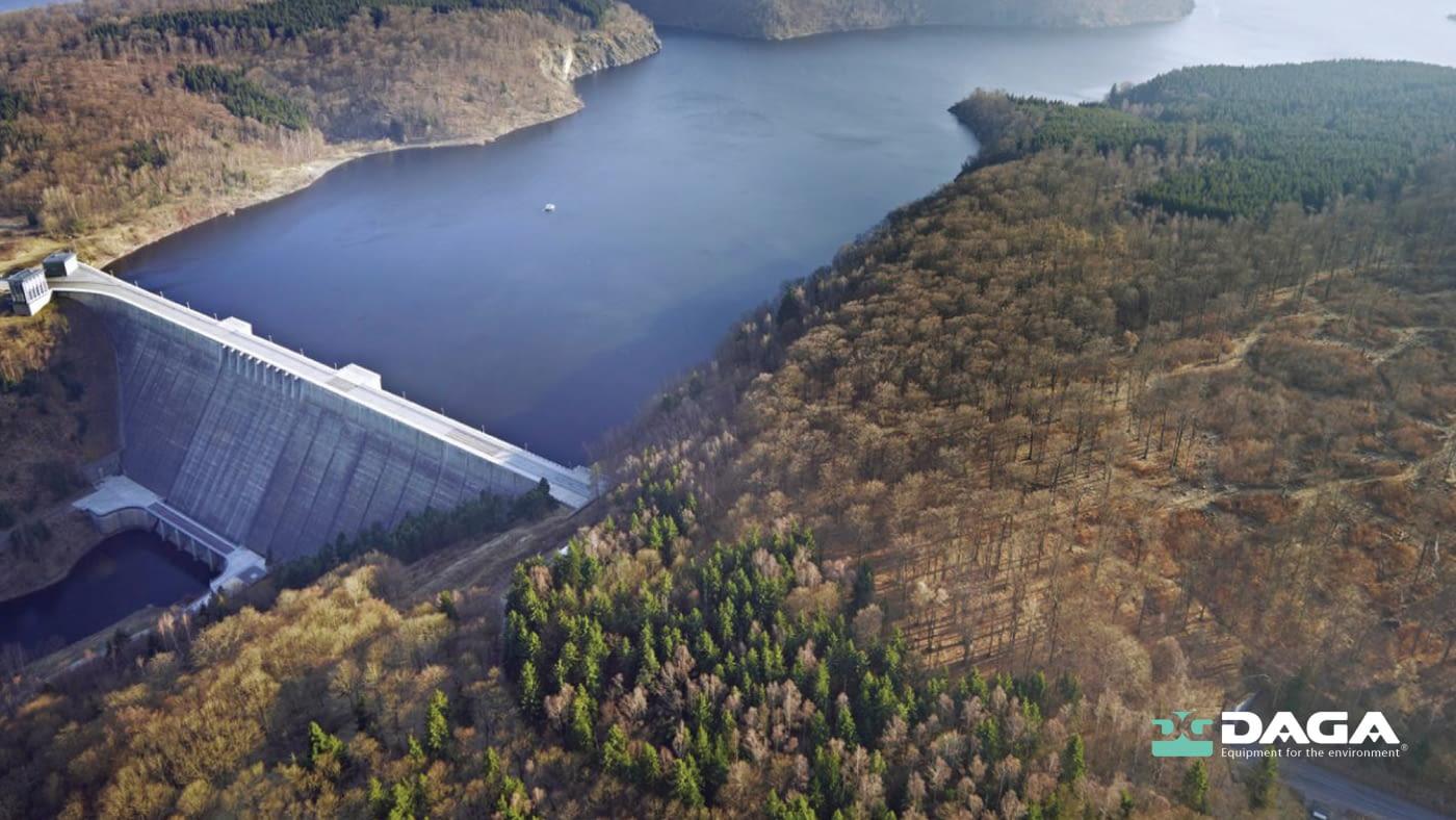 La influencia del cambio climático en el descenso del nivel de los embalses de agua