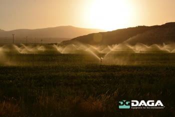 La importancia de los regadíos en el consumo del agua
