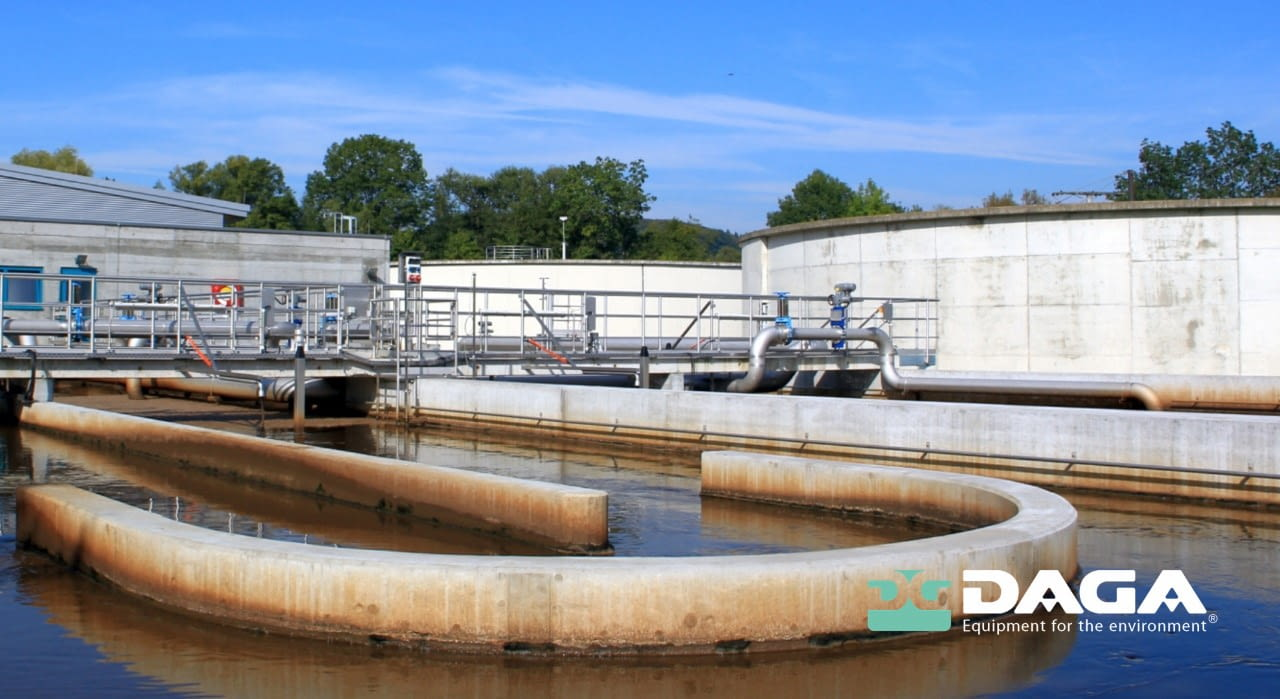 Secondary treatments in wastewater treatment