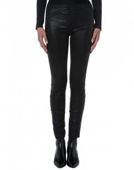 HIGH Pantalón super skinny negro - 2