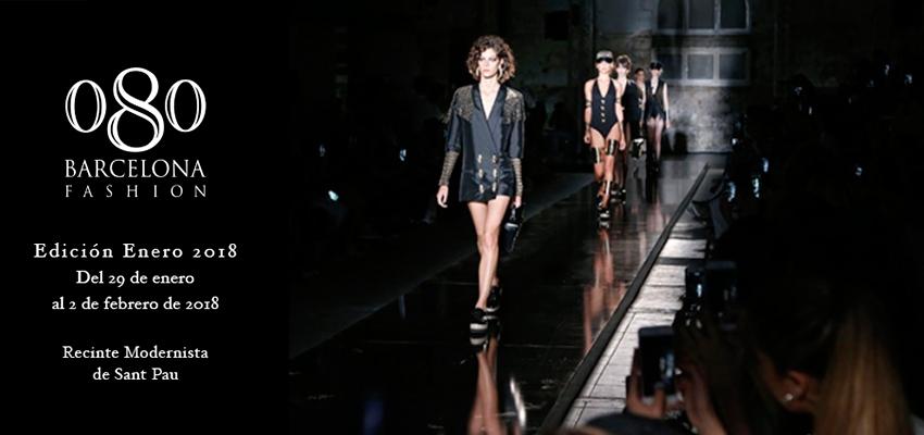 21ª edición del 080 Barcelona Fashion