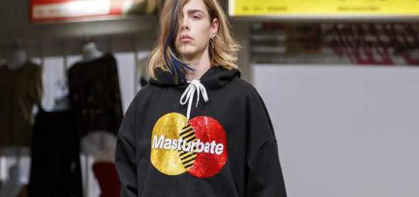 Semana de la moda de Londres. Transgression.