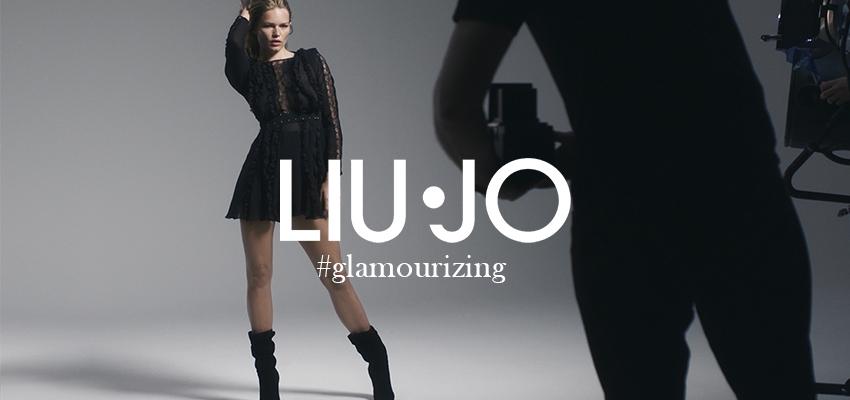 Nueva Campaña #glamourizing by LIU JO