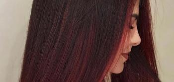 Si tu cabello es castaño, tu nuevo color es el Orchard Red