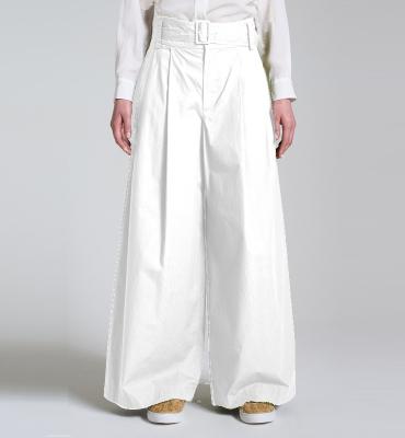 MALÌPARMI Pantalón soft popelin