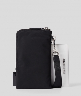 KARL LAGERFELD-DOUBLE POUCH - 3