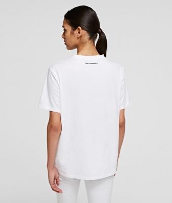 KAR LAGERFELD Camiseta IKONIK GRAFFITI - 2