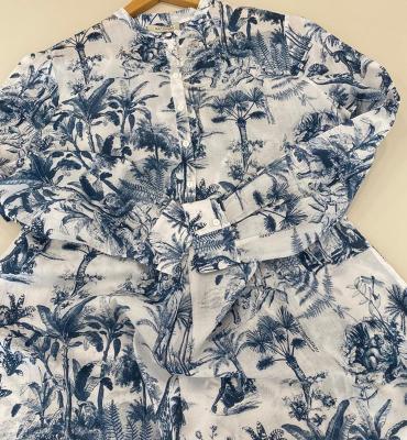 MARGITTES Camisa estampado safari - 2