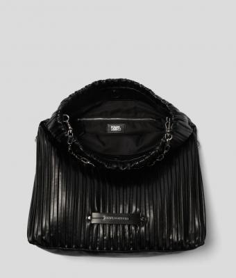 KARL LAGERFELD Bolso Tote negro plegable K/Kushion - 3