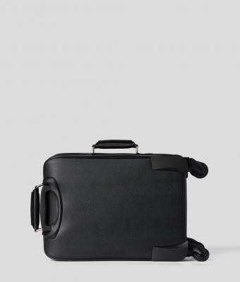 KARL LAGERFELD Maleta con ruedas color negro K/Ikonik - 2
