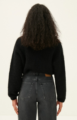 AMERICAN VINTAGE Jersey manga larga y cuello redondo - 2