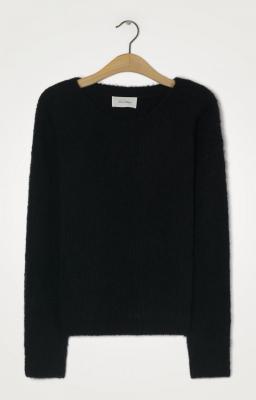 AMERICAN VINTAGE Jersey manga larga y cuello redondo - 5