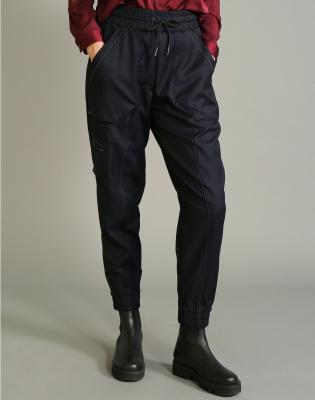 HIGH Pantalón jogger con pespuntes - 2