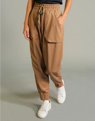 HIGH Pantalón jogger con pespuntes - 7