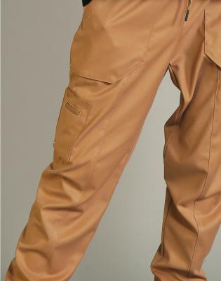 HIGH Pantalón jogger con pespuntes - 9
