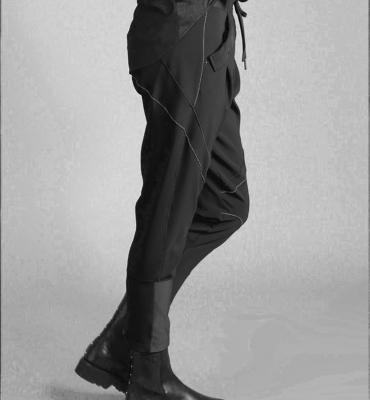 HIGH Pantalón jogger con pernera ancha - 2