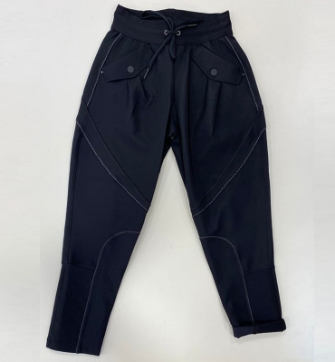 HIGH Pantalón jogger con pernera ancha - 5