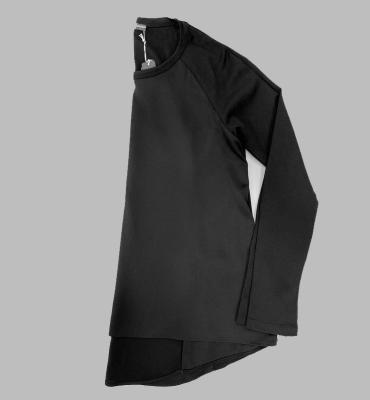 HIGH Jersey punto mangas tejido contraste - 2