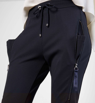 MAC JEANS Pantalones básicos cremalleras Future - 1