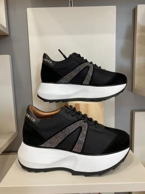 ALEXANDER SMITH Sneakers Chelsea black gold - 2
