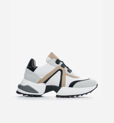 ALEXANDER SMITH Sneakers Marble sand