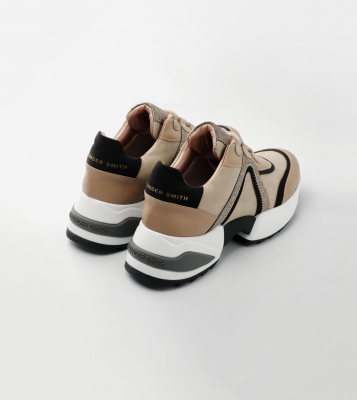 ALEXANDER SMITH Sneakers Marble sand - 10