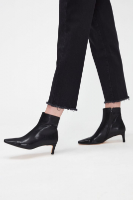 7 FOR ALL MANKIND Vaquero negro The Modern Straight - 3