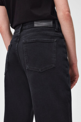 7 FOR ALL MANKIND Vaquero negro The Modern Straight - 5