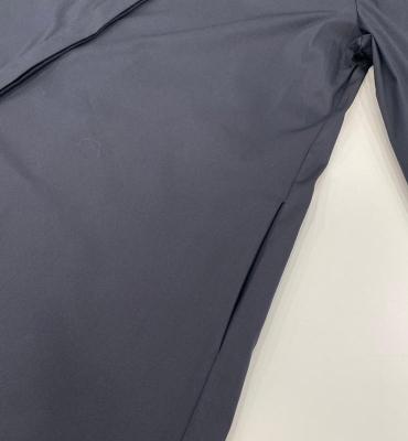 ALBA CONDE Camisa larga con bolsillos negra - 3