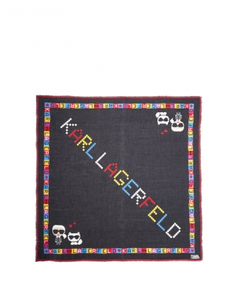 KARL LAGERFELD-PAÑUELO - 1