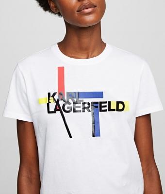 KARL LAGERFELD-CAMISETA - 1