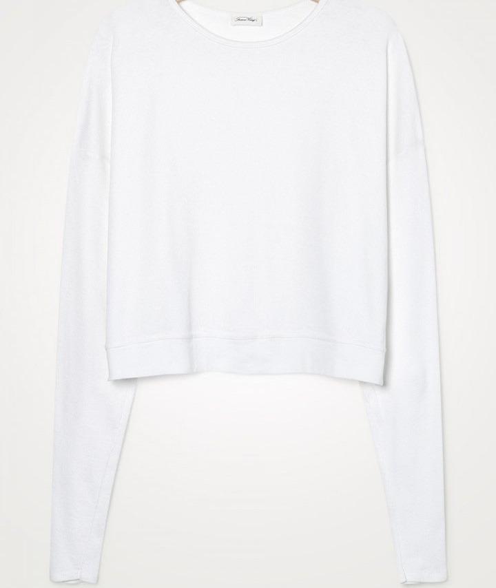 American Vintage-Camiseta manga larga -