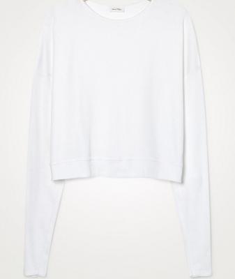 American Vintage-Camiseta manga larga