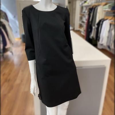 LIU JO vestido corto negro - 1