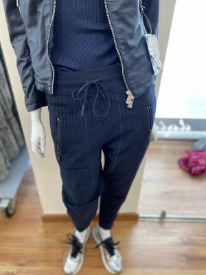 HIGH pantalones raya diplomática - 3