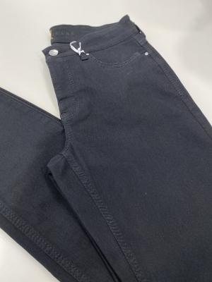 MAC JEANS Pantalón básico tejano negro - 2