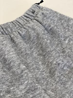 ALBA CONDE Pantalón culotte gris claro - 2