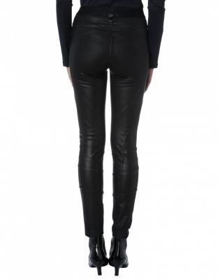 HIGH Pantalón super skinny negro - 3