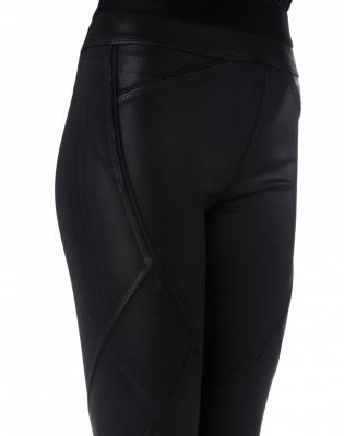 HIGH Pantalón super skinny negro - 4