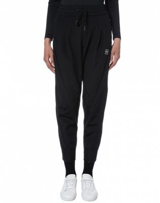 HIGH Pantalón negro holgado