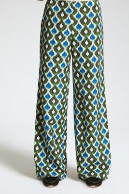 MALÌPARMI Pantalón estampado