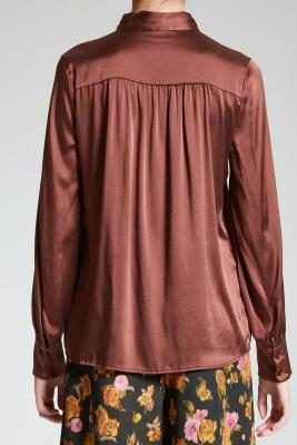 MALÌPARMI Camisa de seda - 2