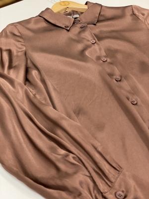 MALÌPARMI Camisa de seda - 3