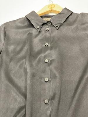 MALÌPARMI Camisa de seda - 4