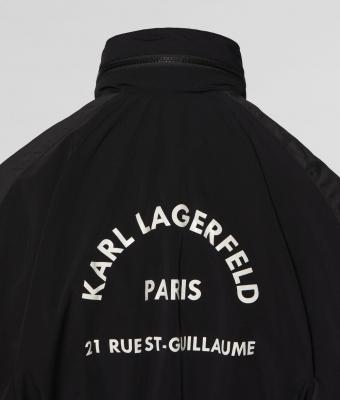 KARL LAGERFELD Chaqueta con cremallera rue St-Guillaume - 4