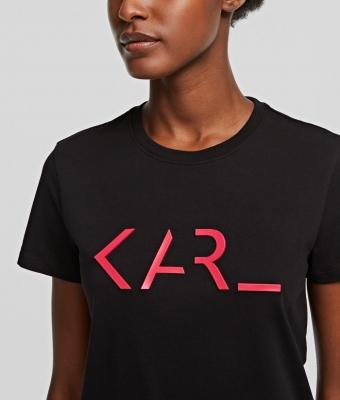 KARL LAGERFELD Camiseta con logotipo karl legend