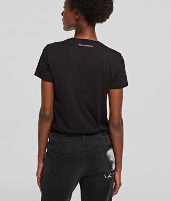 KARL LAGERFELD Camiseta con logotipo karl legend - 4