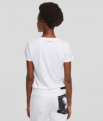 KARL LAGERFELD Camiseta con logotipo karl legend - 9